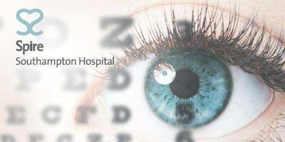 Cataract mini consultation evening