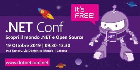 .NET Conference 2019 - Caserta  tickets