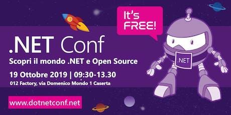 .NET Conference 2019 - Caserta  biglietti