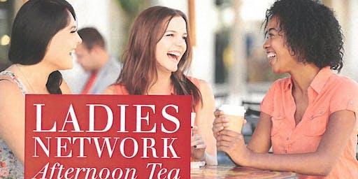 Ladies Network Afternoon Tea (Leicester) November
