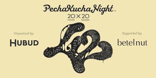 PechaKucha Night Ubud 42: UWRF 2019 Special