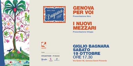 Aperitivo Rock: presentazione Genova per Voi & Mez biglietti