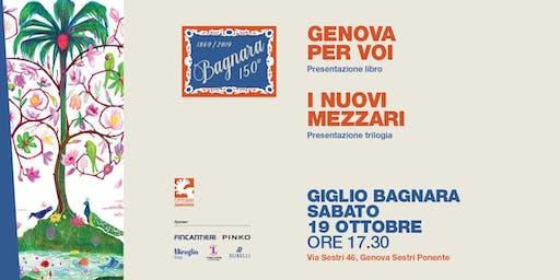 Aperitivo Rock: presentazione Genova per Voi & Mez