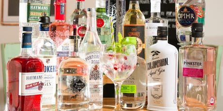 Gin Therapy - Oktoberfest, Fantastic Gins and where to find them tickets