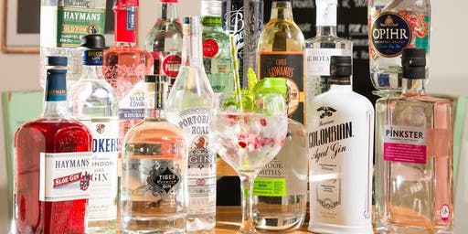 Gin Therapy - Fantastic Gins and where to find them