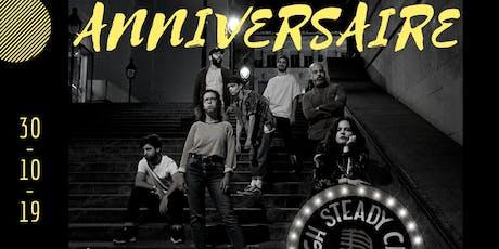 Laugh Steady Crew - Spéciale Anniversaire billets