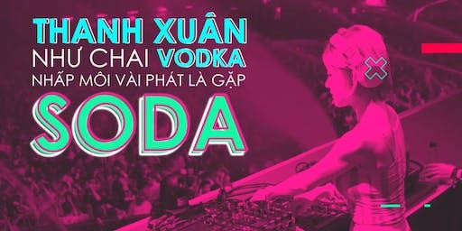 """ĐẸP21 """"mang' DJ SODA Về Việt Nam - 26/10/2019"""