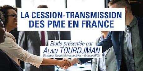 La Cession / Transmission des PME en France - CCI Touraine billets