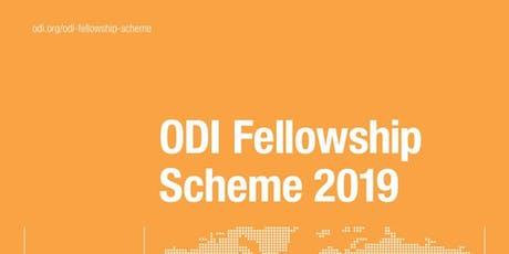 The ODI Fellowship Scheme Career Event tickets