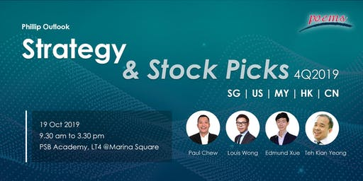 Strategy & Stock Picks 4Q2019