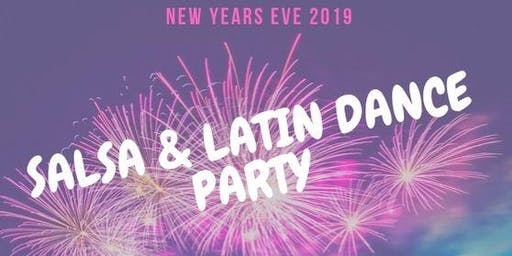 New Years Eve Salsa and Latin Dance Party (Port Macquarie)