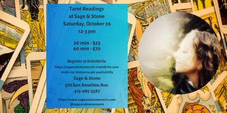 Tarot Readings with Shannon Marie tickets