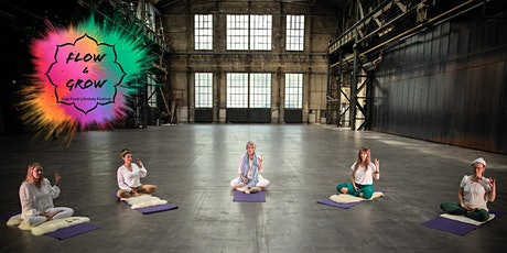 Flow & Grow Yoga Food Lifestyle Festival tickets