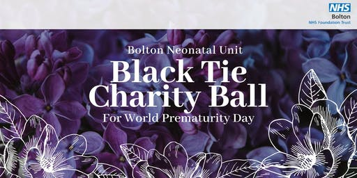 Bolton Neonatal Unit Charity Ball