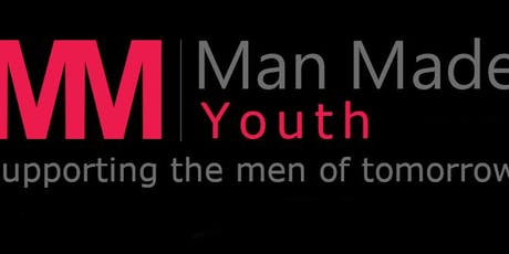 An introduction into The ManMade Youth Programme | CC - Curzon 289 | 14:00 - 15:00 | Wednesday 6th November tickets