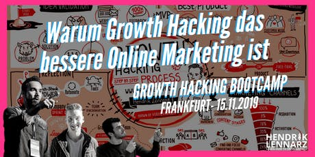GROWTH HACKING BOOTCAMP - Frankfurt Tickets