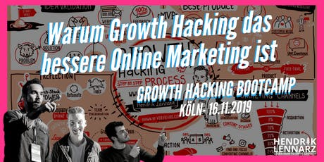 GROWTH HACKING BOOTCAMP - KÖLN Tickets
