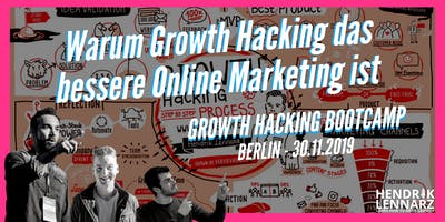 GROWTH HACKING BOOTCAMP - Berlin