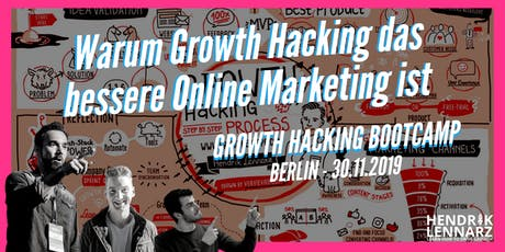 GROWTH HACKING BOOTCAMP - Berlin  Tickets