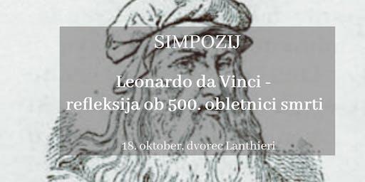 Leonardo da Vinci - refleksija ob 500. obletnici smrti