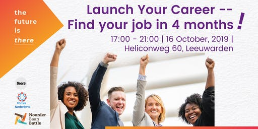 Launch your career -- Find your job in 4 months!
