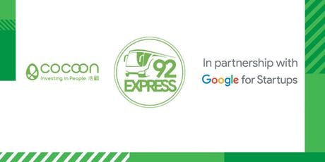 Google for Startups x CoCoon : 92 Express (Cohort 3) tickets