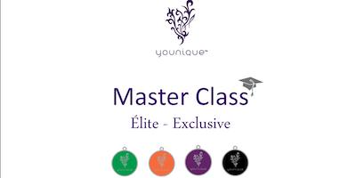 MASTER CLASS ÉLITE