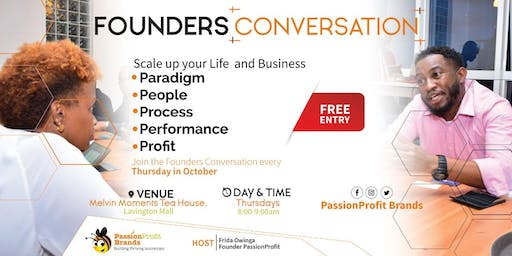 FOUNDERS CONVERSATION: Scale Up Your Life and Business