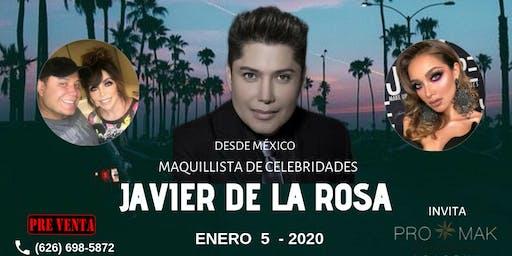 Javier De La Rosa Makeup Máster Class Y Workshop