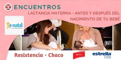 Encuentros – Lactancia Materna antes y después del nacimiento de tu bebé.