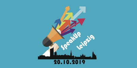 SpeakUp Leipzig Tickets