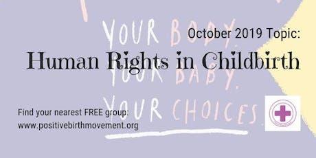 9º PBM Porto - Direitos Humanos no Nascimento bilhetes