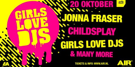 Girls Love DJs x ADE 2019 tickets