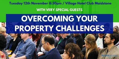 Overcoming Your Property Challenges tickets