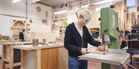 Woodwork Level 1 Induction tickets