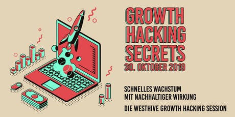 Growth Hacking Secrets Tickets