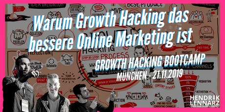 GROWTH HACKING BOOTCAMP - München Tickets