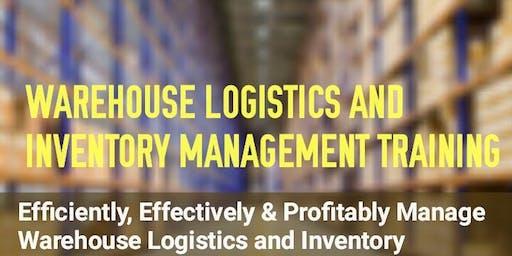 Warehouse Logistics & Inventory Management training