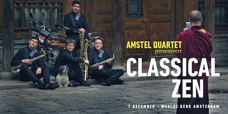 Amstel Quartet - Classical Zen tickets