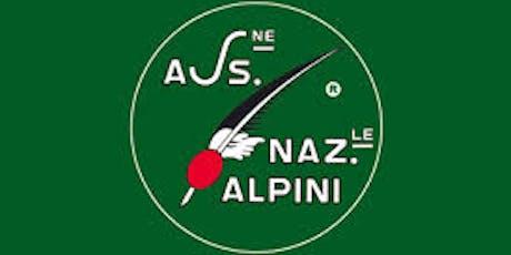 I cent'anni dell'Associazione Nazionale Alpini biglietti