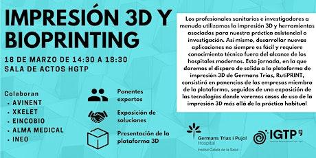 Impresión 3D y bioprinting: fabricando la salud del futuro entradas