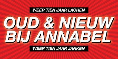 Oud & Nieuw in Annabel tickets