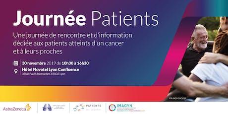 La communauté Vivre Avec présente la Journée Patients à Lyon billets