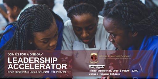 Leadership Accelerator for Exceptional High School Seniors - Eket, Nigeria