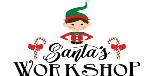 Santa's Workshop 38655 (4th Annual)