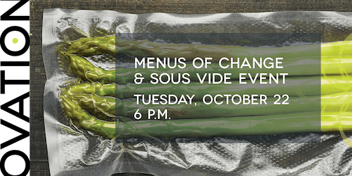 Seminar and Demonstration: French Sous Vide Cooking Method