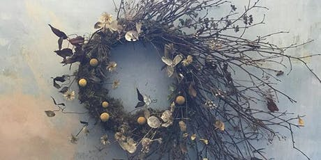 Eco-Friendly Modern Wreath Workshop tickets