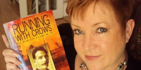 Gwyneth Bebb Lecture Programme - an evening with author D J Kelly tickets