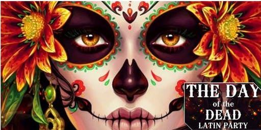 The Day of the Dead Latin Party