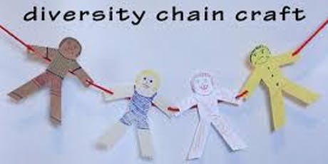 Diversity Chain Craft @ Leytonstone Library Plus tickets